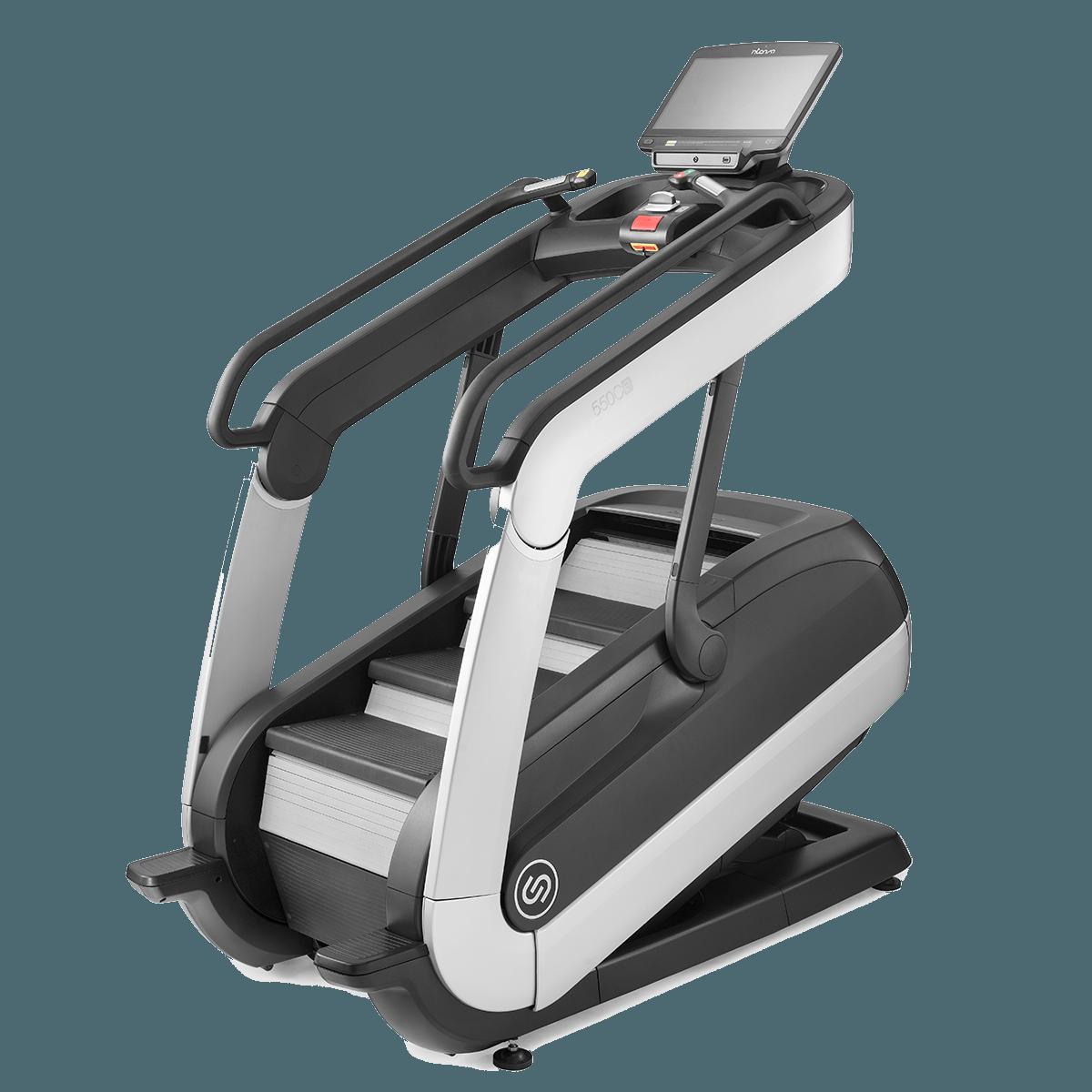 Schody Intenza Fitness Escalate Stairclimber 550 Entertainment E Series Fitcast Wyposażenie Siłowni I Klubów Fitness