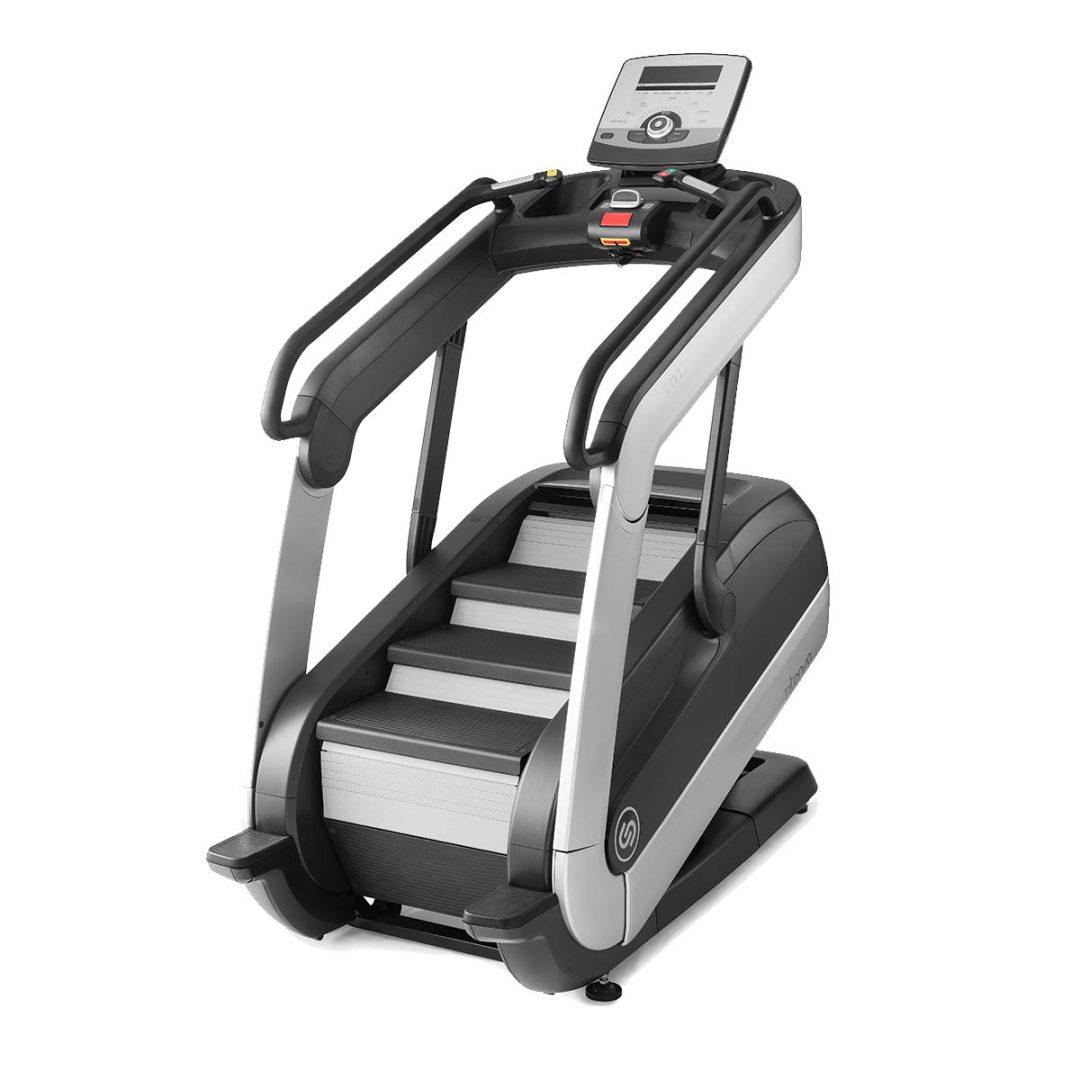 Sprzęt fintess Schody Fitness Intenza - Escalate Stairclimber 550 Interactive i Series