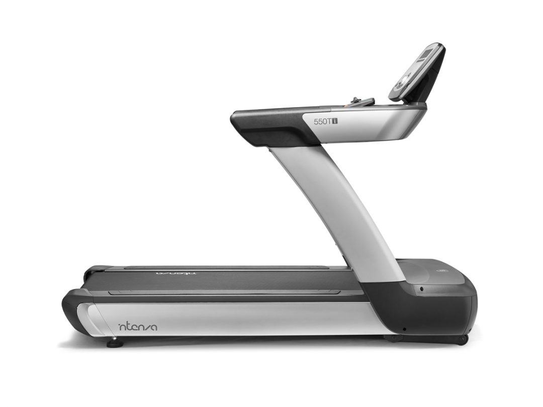 Bieżnia Intenza Fitness – Treadmill 550 Interactive i Series