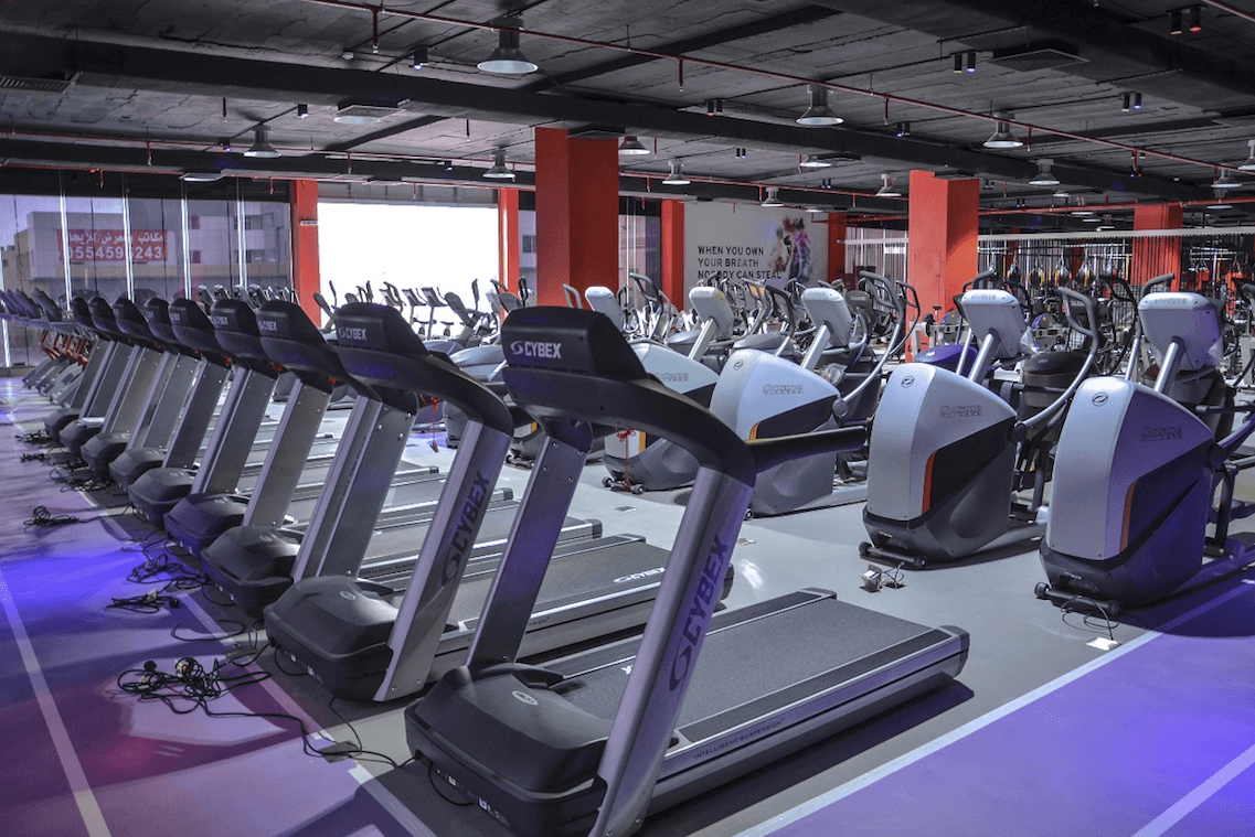 Sprzęt na siłownię i do klubów fitness