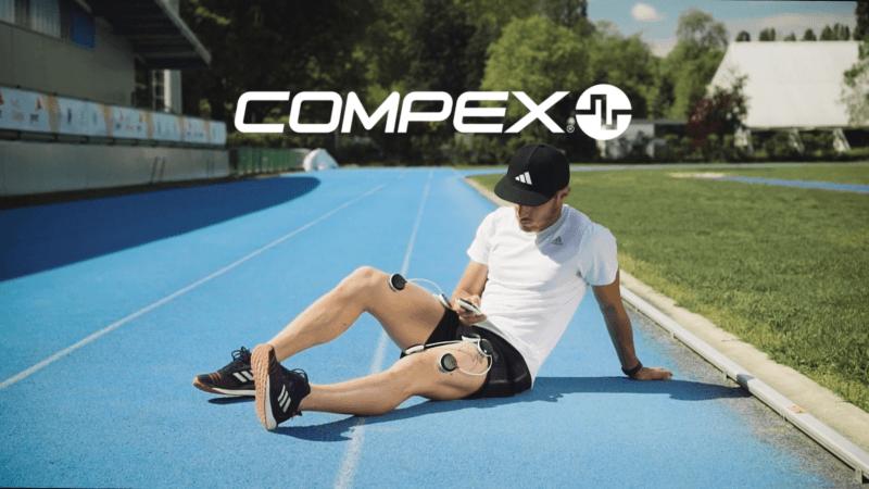 Strefa treningu EMS Compex
