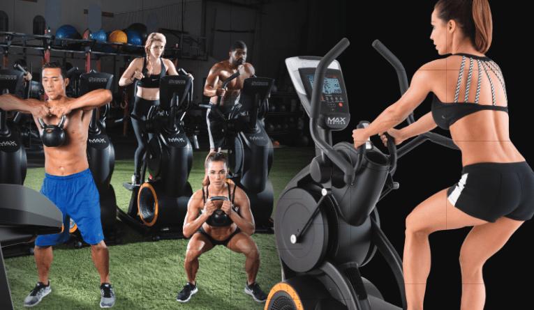 Proponowane strefy fitness