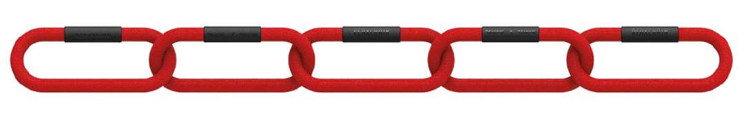 Łańcuch Treningowy - Reax Chain Five 8kg kolor czerwony