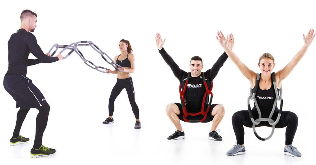 lancuchy do treningu funkcjonalnego i reakcji - reax chain