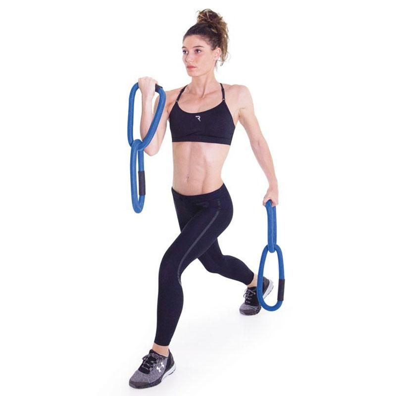 niebieskie lancuchy do treningu reax chain two - samouczki treningowe
