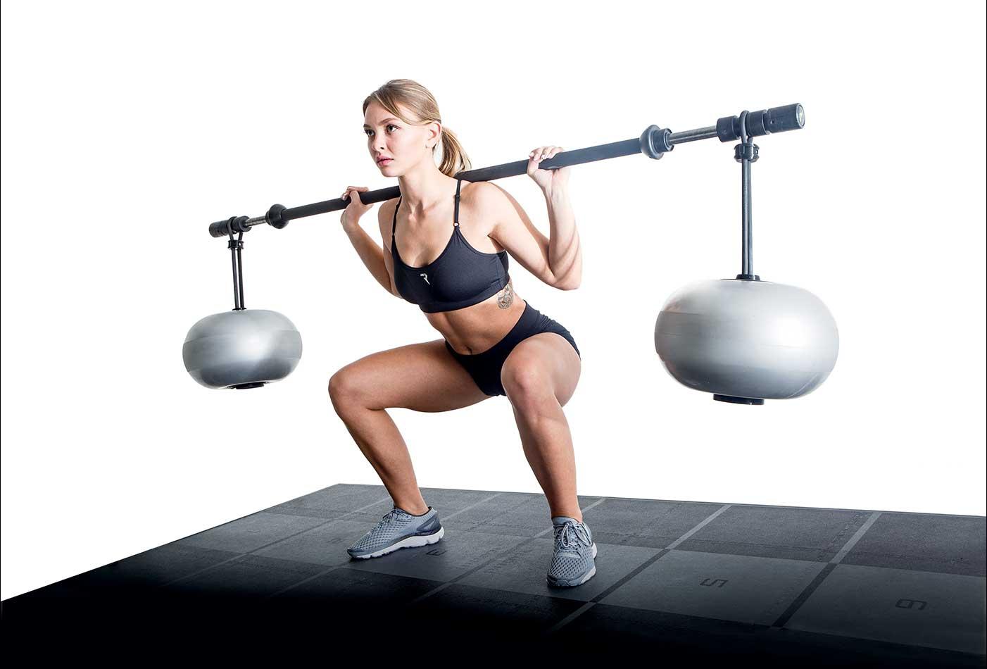 trening siłowy reaxing